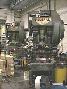 Peerless Metal Products Facility Cleveland Ohio Four